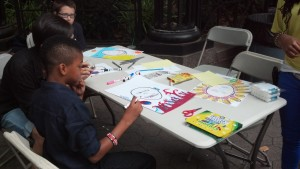 7.31.12 childrens art workshop